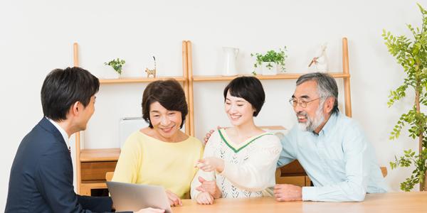特定遺贈であれば家族でなくても財産を相続できる?